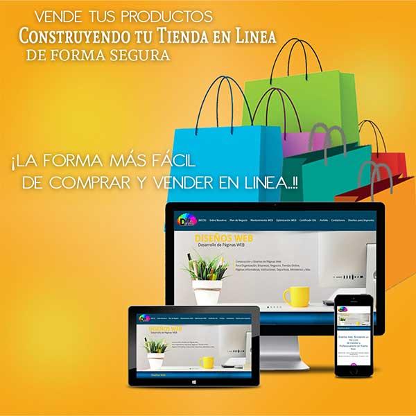 tienda en linea DiseñosWebpr.com