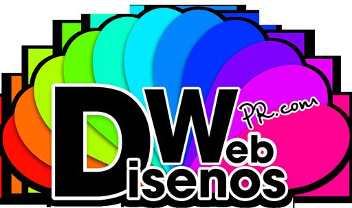 DiseñosWebpr.com Logo oficial