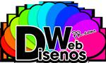 DiseñosWebpr.com Logo