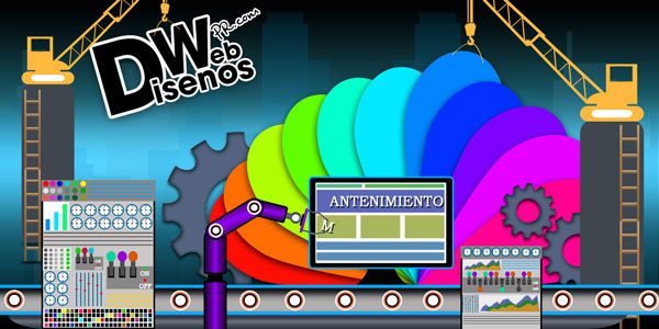 DiseñosWebpr.Com Recurso Servicio de3 Mantenimiento web