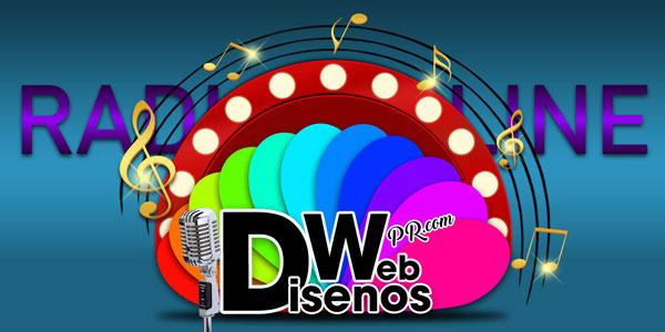 DiseñosWebpr.Com Servicio de Radio Online